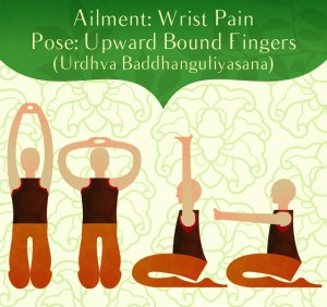 Wrist Pain Pose - Yoga Poses for the Most Common Aches and Pains